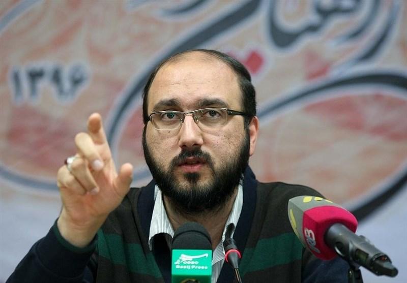 علی فروغی رئیس صدا و سیما